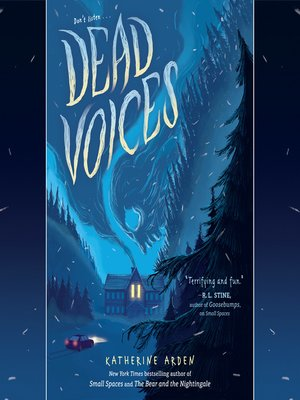 cover image of Dead Voices